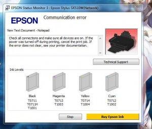 Epson Printer | Wilders Security Forums
