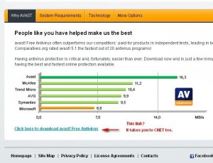free avast download cnet