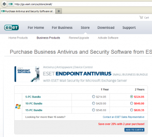 Questions about ESET Endpoint products | Wilders Security Forums