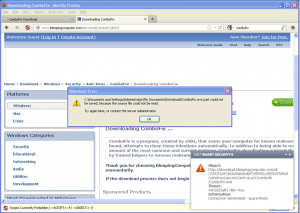 Beware of Combofix - contains infected file | Wilders