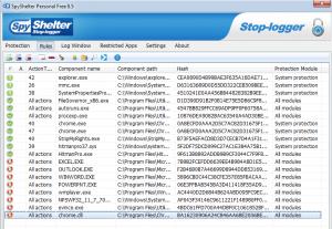 SpyShelter Firewall, Premium, Free v8 5 Released | Wilders