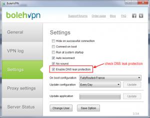 How do I prevent DNS leaks on Mozilla Firefox? | Wilders