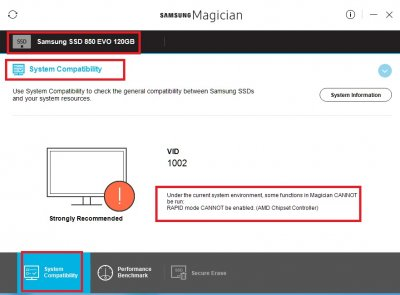 Samsung Magician | Page 3 | Wilders Security Forums