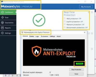 anti-malware + anti-exploit