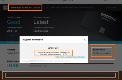 Samsung Magician | Page 6 | Wilders Security Forums