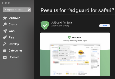 Safari Security Extensions? | Wilders Security Forums