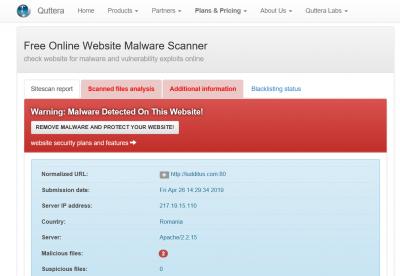 Huorong Internet Security - something new on market